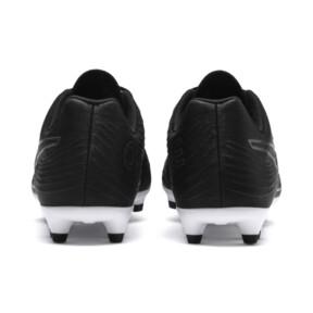 Thumbnail 3 of PUMA ONE 19.4 FG/AG Men's Football Boots, Puma Black-Puma Black-White, medium
