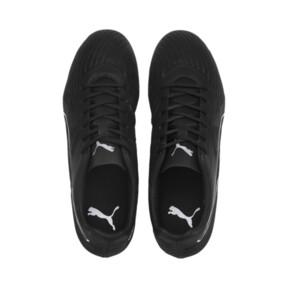 Thumbnail 6 of PUMA ONE 19.4 FG/AG Men's Football Boots, Puma Black-Puma Black-White, medium