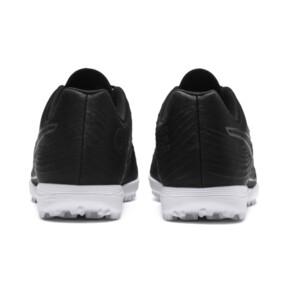 Thumbnail 4 of PUMA ONE 19.4 TT Men's Soccer Cleats, Puma Black-Puma Black-White, medium