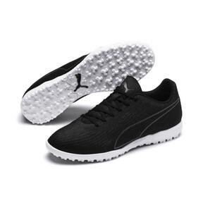 Thumbnail 2 of PUMA ONE 19.4 TT Men's Soccer Shoes, Puma Black-Puma Black-White, medium