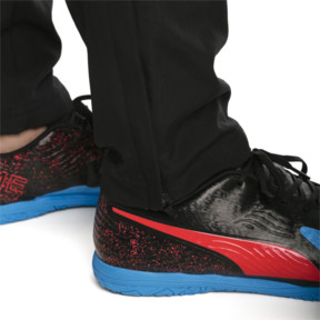 Thumbnail 3 of PUMA ONE 19.4 IT Herren Fußballschuhe, Bleu Azur-Red Blast-Black, medium