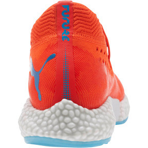 Thumbnail 4 of FUTURE Rocket Men's Running Shoes, Red Blast-Bleu Azur, medium