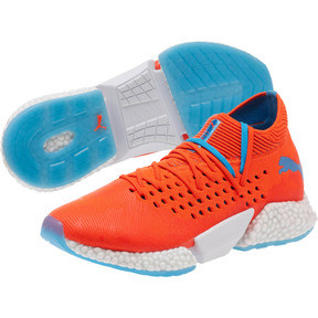 Thumbnail 2 of FUTURE Rocket Men's Running Shoes, Red Blast-Bleu Azur, medium