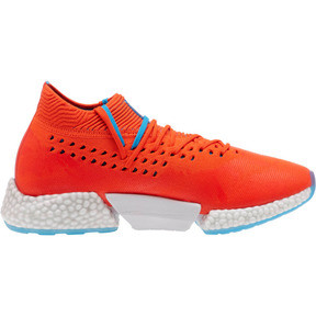 Thumbnail 3 of FUTURE Rocket Men's Running Shoes, Red Blast-Bleu Azur, medium