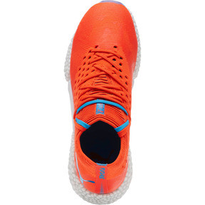 Thumbnail 5 of FUTURE Rocket Men's Running Shoes, Red Blast-Bleu Azur, medium
