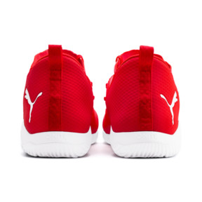 Thumbnail 4 of 365 IGNITE FUSE 2 Men's Soccer Shoes, Red Blast-White-Puma Black, medium