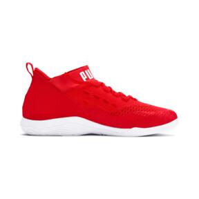 Thumbnail 5 of 365 IGNITE FUSE 2 Men's Soccer Shoes, Red Blast-White-Puma Black, medium