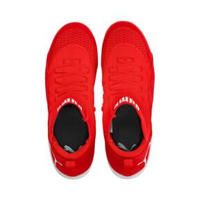 Thumbnail 6 of 365 IGNITE FUSE 2 Men's Soccer Shoes, Red Blast-White-Puma Black, medium