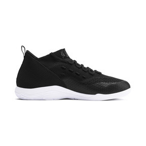 Thumbnail 5 of 365 IGNITE FUSE 2 Men's Soccer Shoes, Puma Black-Puma White, medium