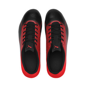 Thumbnail 6 of PUMA Spirit II FG Men's Soccer Cleats, Puma Black-Red Blast, medium