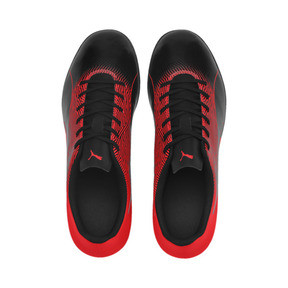 Thumbnail 6 of PUMA Spirit II TT Men's Soccer Shoes, Puma Black-Red Blast, medium