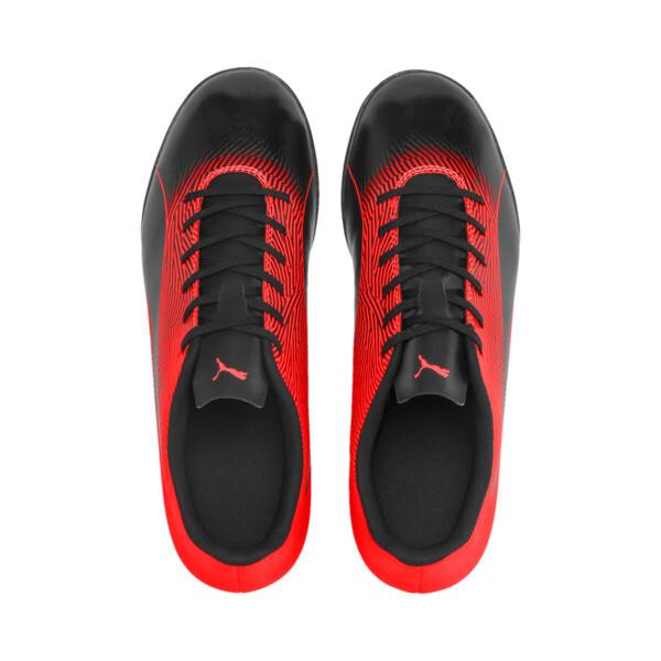 PUMA Spirit II TT Men's Soccer Shoes, Puma Black-Nrgy Red, large