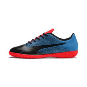 Thumbnail 1 of PUMA Spirit II IT Men's Soccer Shoes, Black-Bleu Azur-Red Blast, medium