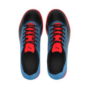 Thumbnail 6 of PUMA Spirit II IT Men's Soccer Shoes, Black-Bleu Azur-Red Blast, medium