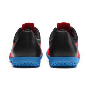 Thumbnail 3 of PUMA Spirit II IT Men's Soccer Shoes, Red Blast-Black-Bleu Azur, medium