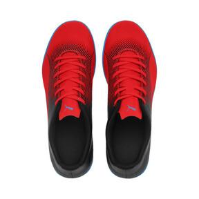 Thumbnail 6 of PUMA Spirit II IT Men's Soccer Shoes, Red Blast-Black-Bleu Azur, medium