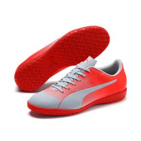Miniatura 2 de Zapatos de fútbol PUMA Spirit II IT para hombre, Glacial Blue-Nrgy Red, mediano