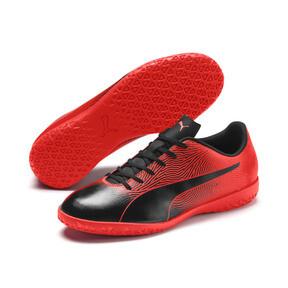 Thumbnail 2 of PUMA Spirit II IT Men's Soccer Shoes, Puma Black-Nrgy Red, medium