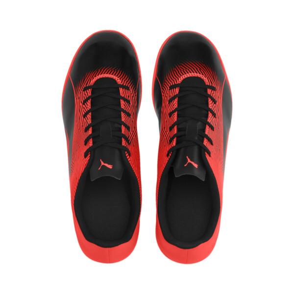 PUMA Spirit II IT Men's Soccer Shoes, Puma Black-Nrgy Red, large