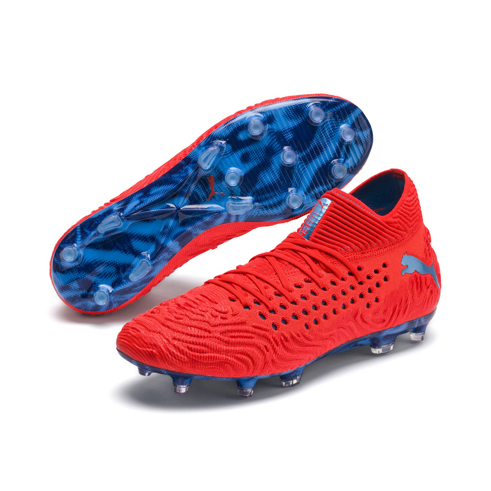 Image Puma FUTURE 19.1 NETFIT FG/AG Men's Football Boots #2