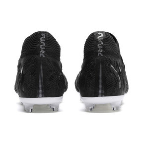 Thumbnail 3 of Chaussure de foot FUTURE 19.1 NETFIT FG/AG pour homme, Black-Black-White, medium
