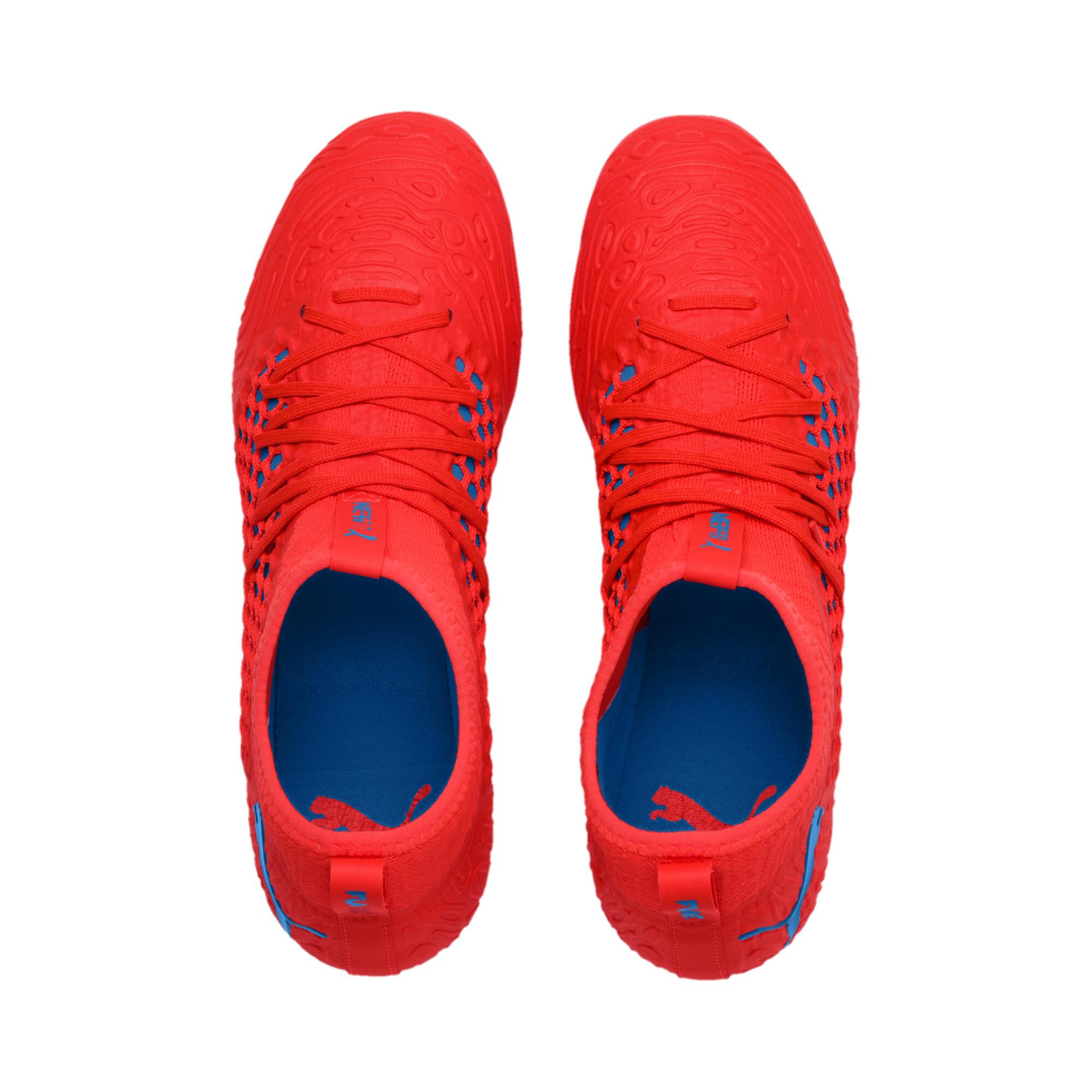 Image Puma FUTURE 19.3 NETFIT FG/AG Men's Football Boots #6