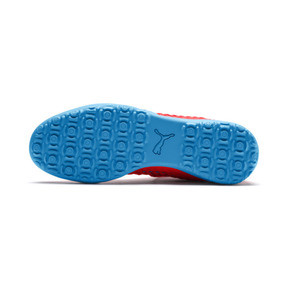 Thumbnail 5 of FUTURE 19.3 NETFIT TT Herren Fußballschuhe, Red Blast-Bleu Azur, medium