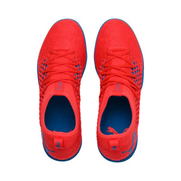 FUTURE 19.3 NETFIT IT Men's Soccer Shoes, Red Blast-Bleu Azur, large