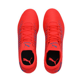 Thumbnail 6 of FUTURE 19.4 FG/AG Herren Fußballschuhe, Red Blast-Bleu Azur, medium