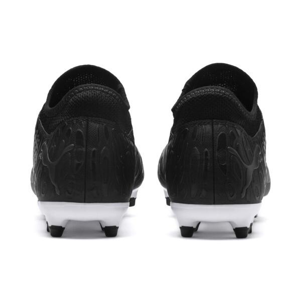 FUTURE 19.4 FG/AG Herren Fußballschuhe, Puma Black-Puma Black-White, large