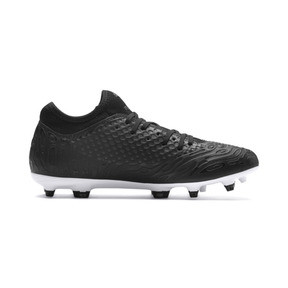 Thumbnail 5 of FUTURE 19.4 FG/AG Herren Fußballschuhe, Puma Black-Puma Black-White, medium