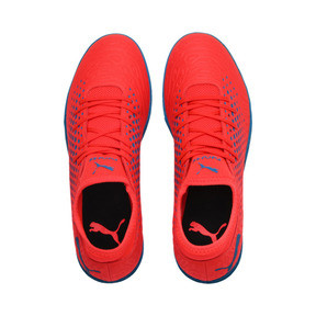 Thumbnail 6 of FUTURE 19.4 TT Men's Football Boots, Red Blast-Bleu Azur, medium