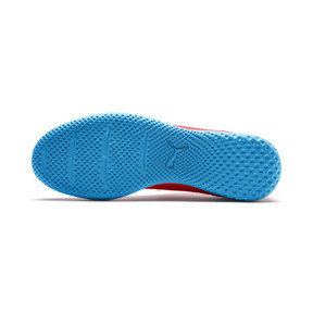 Thumbnail 5 of Chaussure de foot FUTURE 19.4 IT pour homme, Red Blast-Bleu Azur, medium