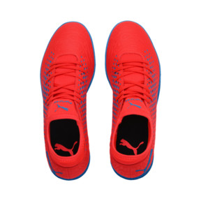 Thumbnail 7 of Chaussure de foot FUTURE 19.4 IT pour homme, Red Blast-Bleu Azur, medium