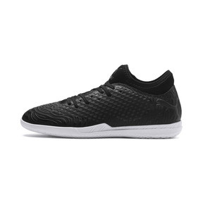 Thumbnail 1 of FUTURE 19.4 IT Men's Football Boots, Puma Black-Puma Black-White, medium