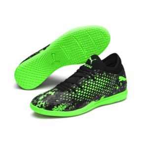 Thumbnail 2 of FUTURE 19.4 IT Men's Football Boots, Black-Gray-Green Gecko, medium