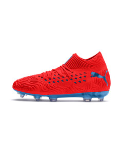 Image Puma FUTURE 19.1 NETFIT FG/AG Youth Football Boots