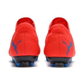 Thumbnail 3 of FUTURE 19.4 FG/AG Youth Fußballschuhe, Red Blast-Bleu Azur, medium