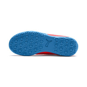 Thumbnail 4 of FUTURE 19.4 TT Youth Football Boots, Red Blast-Bleu Azur, medium