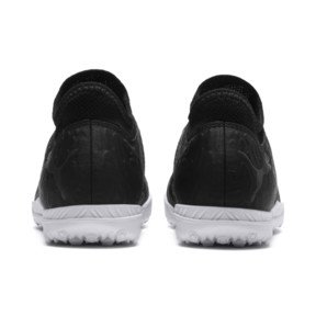 Thumbnail 4 of FUTURE 19.4 TT Soccer Shoes JR, Puma Black-Puma Black-White, medium