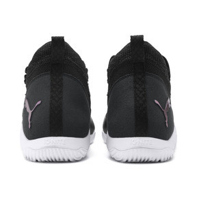 Thumbnail 4 of 365 IGNITE Fuse E1 Men's Soccer Shoes, Black-Asphalt-Puma White, medium