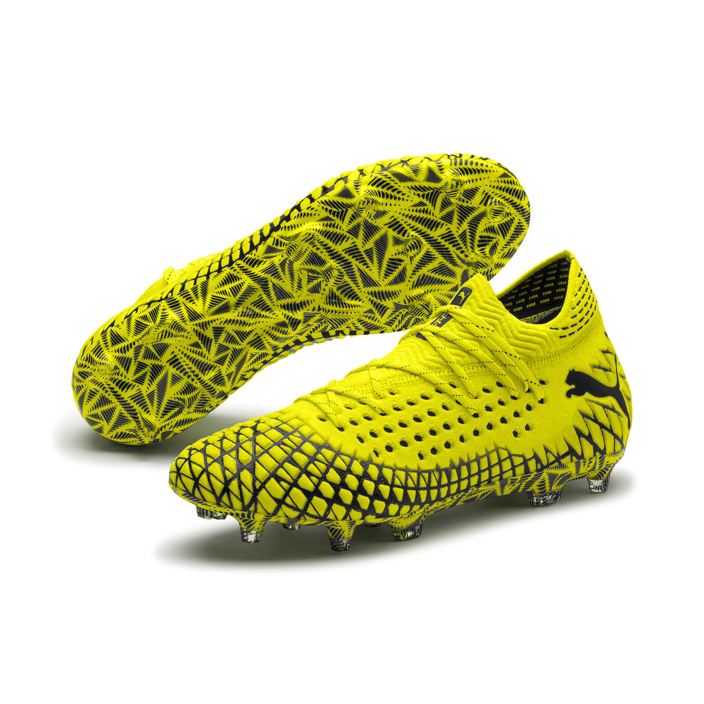 Image Puma FUTURE 4.1 NETFIT FG/AG Men's Football Boots #2