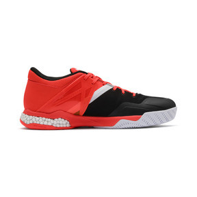 Thumbnail 6 of Explode XT Hybrid 2 Trainers, Black-Puma White-Nrgy Red, medium
