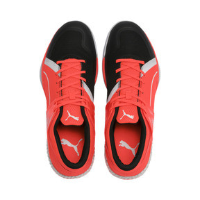 Thumbnail 7 of Explode XT Hybrid 2 Trainers, Black-Puma White-Nrgy Red, medium