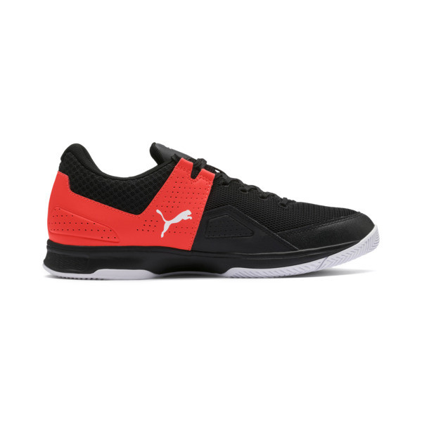 Boundless Men's Trainers, Black-Nrgy Red-Puma White, large