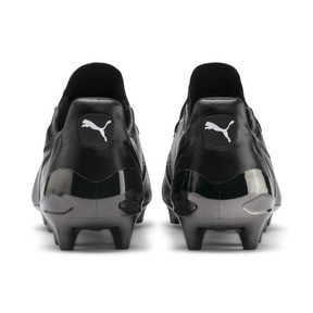 Thumbnail 4 of KING Platinum Men's FG/AGFootball Boots, Puma Black-Puma White, medium