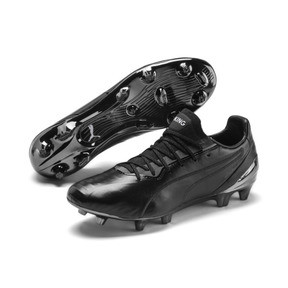 Thumbnail 3 of KING Platinum Men's FG/AGFootball Boots, Puma Black-Puma White, medium