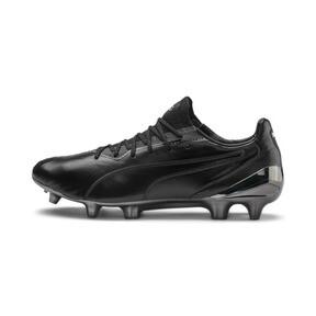 Thumbnail 1 of KING Platinum Men's FG/AGFootball Boots, Puma Black-Puma White, medium