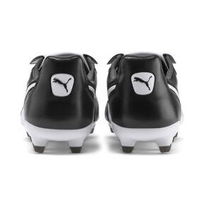 Thumbnail 4 of King Top FG Soccer Cleats, Puma Black-Puma White, medium