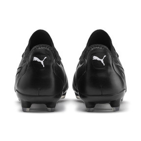Thumbnail 4 of King Pro FG Soccer Cleats, Puma Black-Puma White, medium